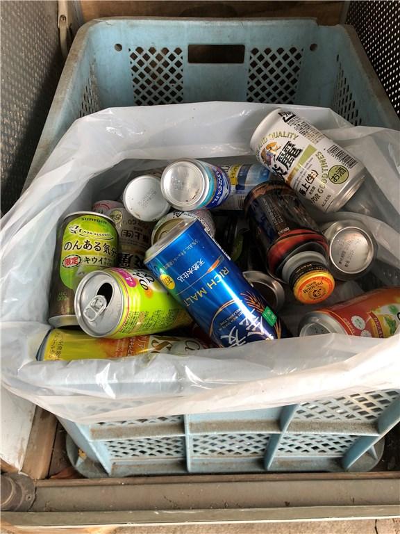 なぜか多いアルコール缶